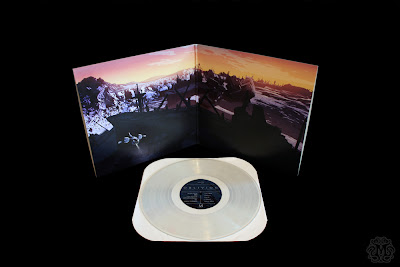 Mondo Exclusive Oblivion Soundtrack 2LP Clear Vinyl Records by M83