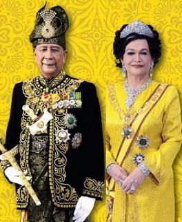 Pertabalan KDYMM Sultan Kedah Ke-29