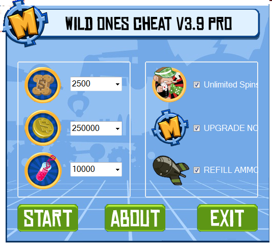 Descargar Wild Ones Cheat V3.9 PRO
