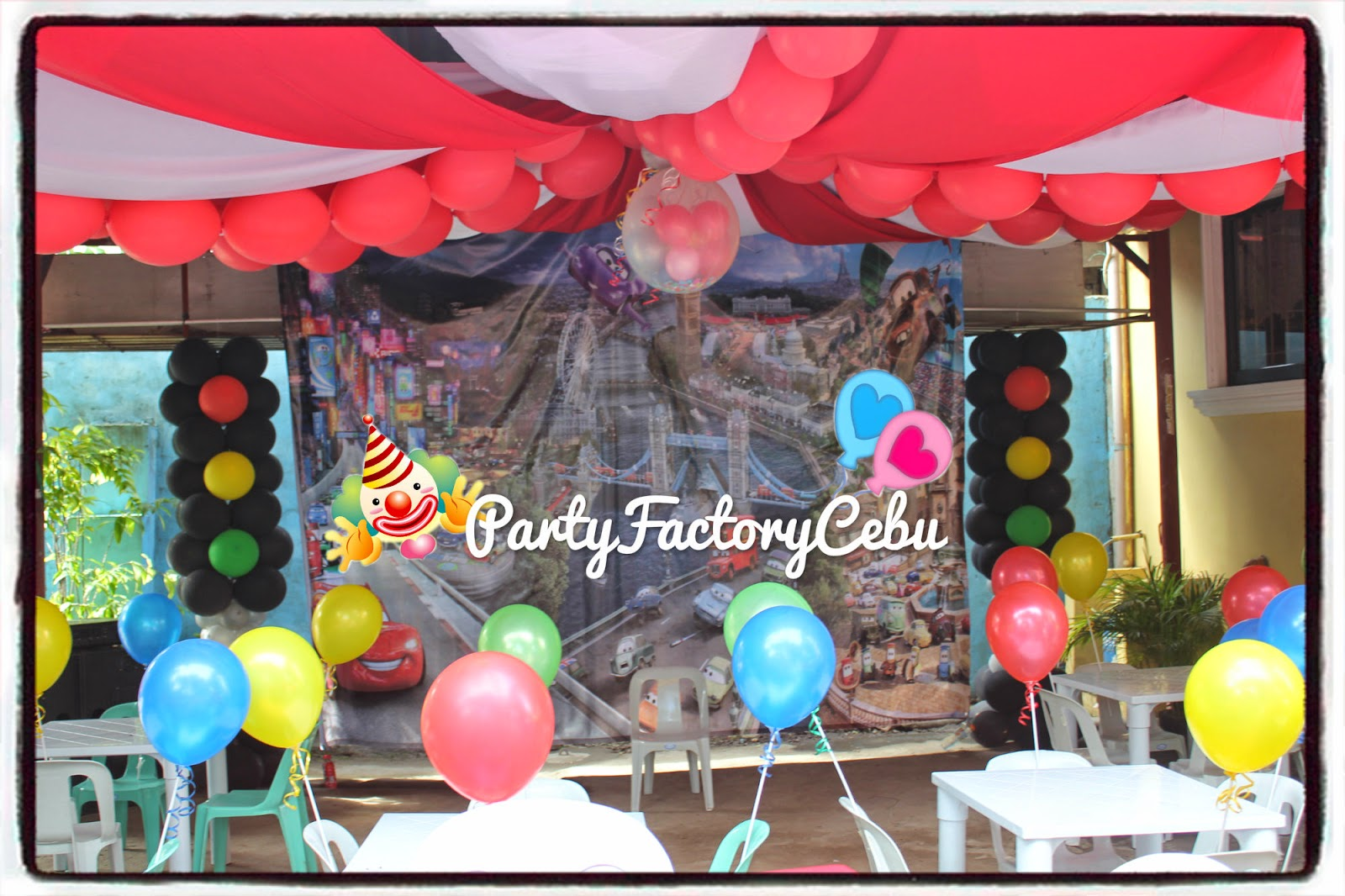 Welcome To Partyfactory Cebu Syc Kelvin S 2nd Birthday Bash