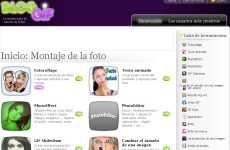 Bloggif: permite hacer montajes y collages de fotos, redimensionar imágenes, y muchas otras funciones de edición de fotografías