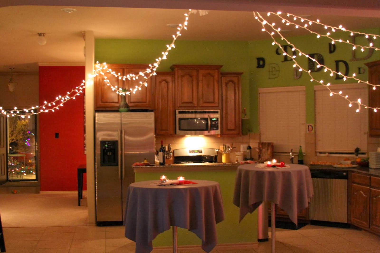 How To Decorate A Small Room Tastefully For Xmas