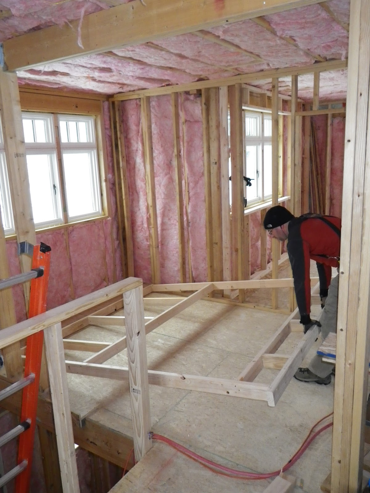 Mr blanding 39 s dream house super insulation for What insulation to use in 2x6 walls