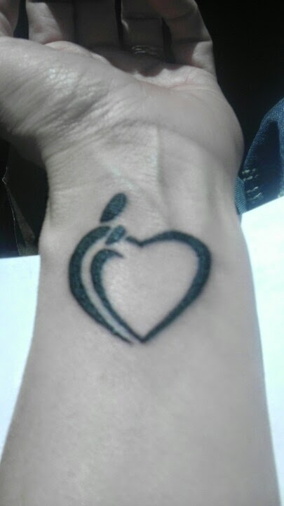 ♥ ♫ ♥ My new mother daughter tattoo ♥ ♫ ♥