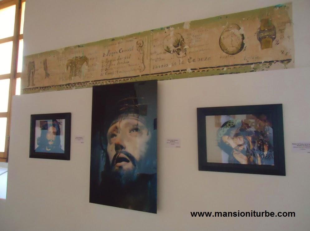 Exposición Cristos en el Centro Cultural Antiguo Colegio Jesuita de Pátzcuaro