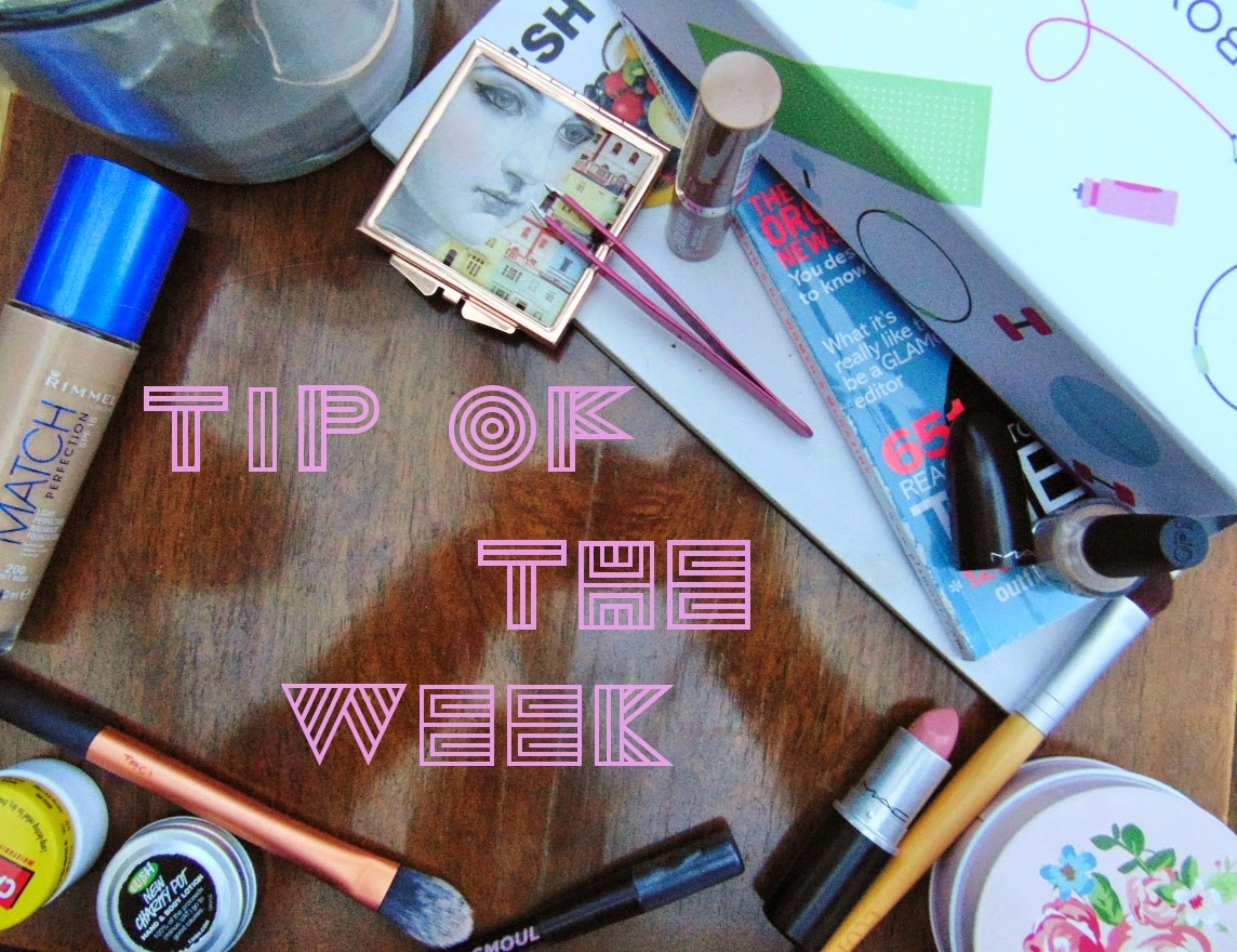 tip of the week - refreshing red hair inbetween dyes