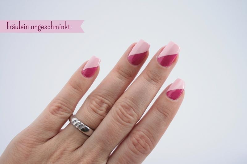 Gribok der Nägel und ultraviolett