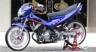 harga motor Suzuki bekas