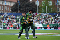 Pakistan Vs West Indies Misbah Ul Haq After Making 96