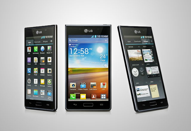 Spesifikasi Dan Harga Hp LG Optimus L7 P705 Lengkap