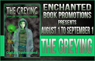 The Greying by Dallas Sutherland Blog Tour
