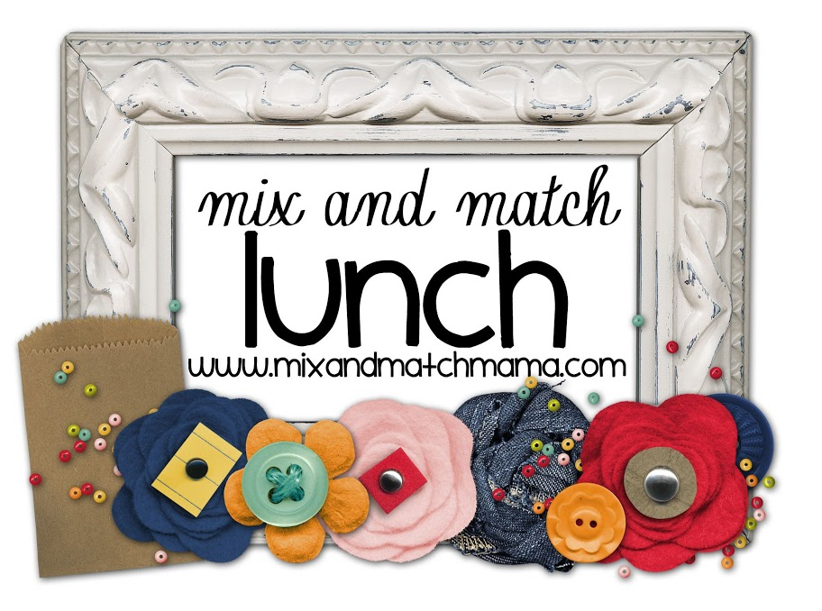 Lunch: Cucumber & Turkey Sandwiches | Mix and Match Mama
