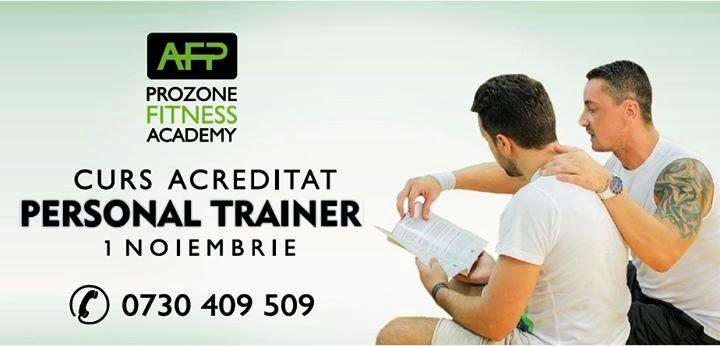 Academia de Fitness Prozone