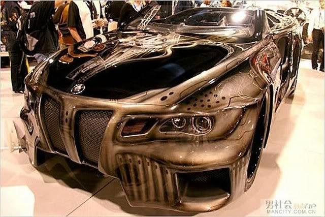 Foto Modifikasi Mobil BMW M3 Xtreme