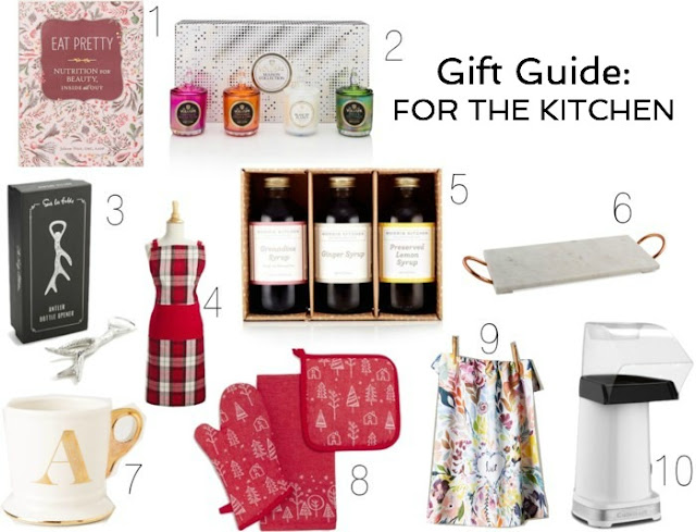 Gift Guide: For the Kitchen