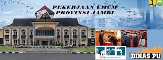 PU Provinsi Jambi Raih Penghargaan dari Kementerian PU Pera