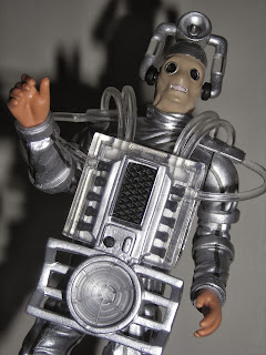 The Cybermen have arrived
