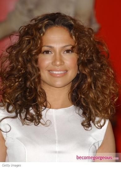 50 peinados de fiesta con estilo Jennifer Lopez - Peinados Jennifer Lopez