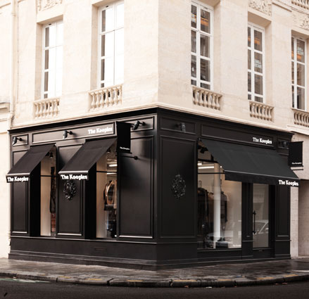 the kooples store front
