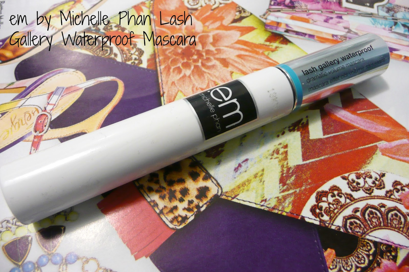 em by michelle phan lash gallery waterproof mascara