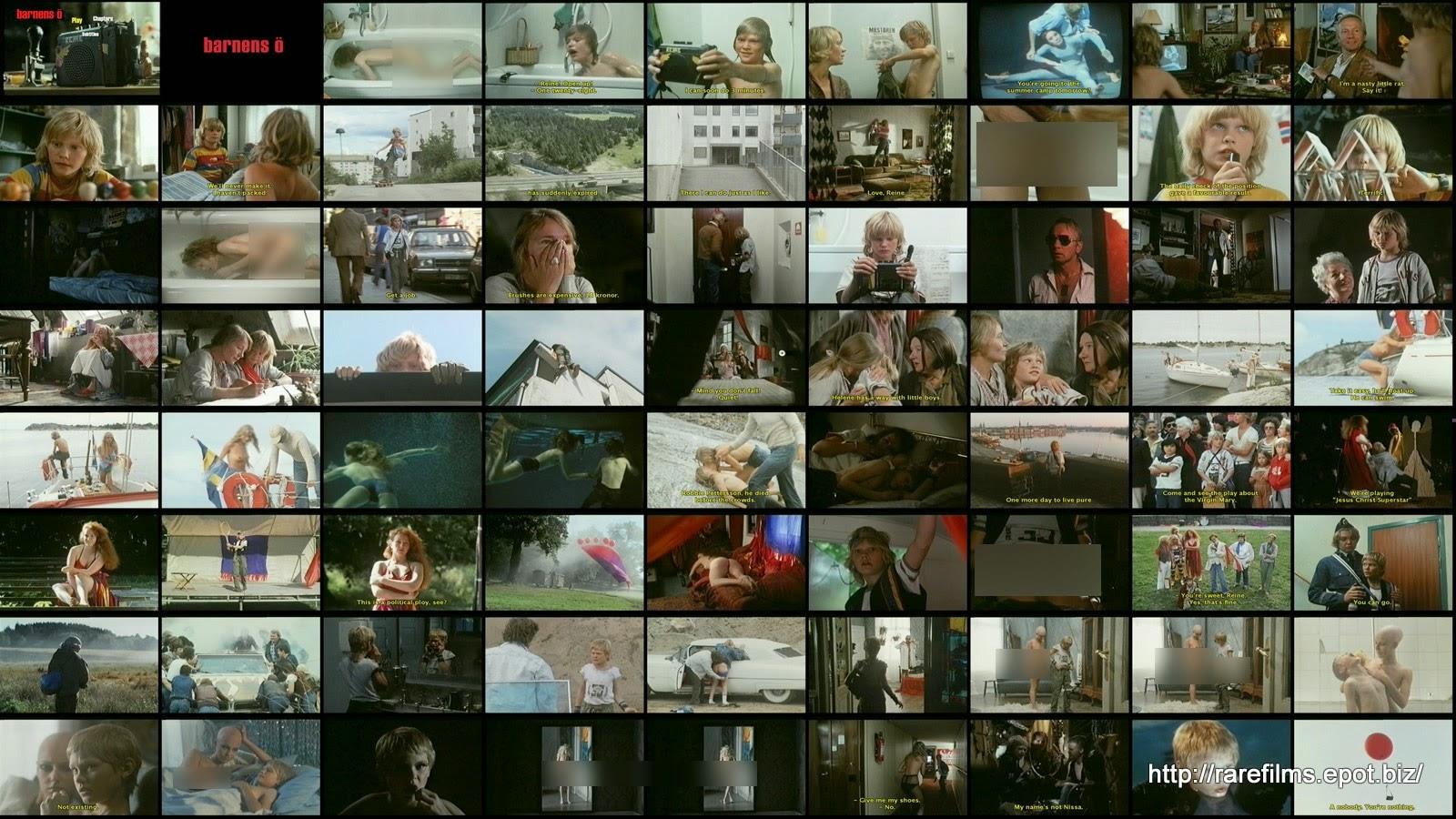 Детский остров / Barnens ö / Children's Island. DVD.