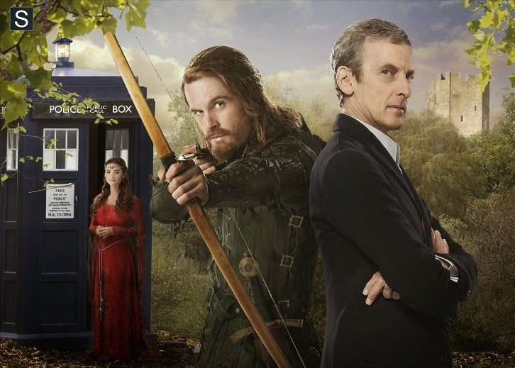 "Doctor Who - Robot of Sherwood - Review: ""May the stories never end!"""