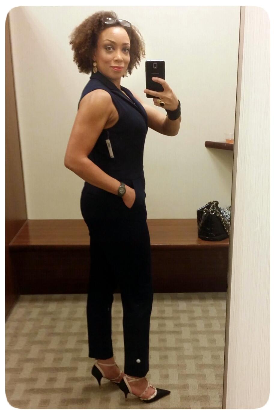 Trina Turk Emmalyn Jumpsuit - Erica B's DIY Style!