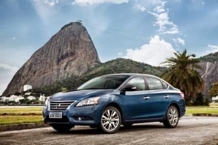 O Novo Nissan Sentra Mostra A Cada Mês Que Chegou Para Ser Um Dos  Principais Produtos Entre Os Sedãs Médios No Brasil. Lançado No Fim De 2013,  ...