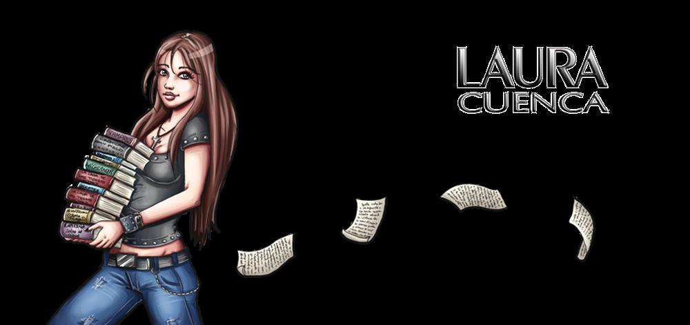 Laura Cuenca Saló  ~~Novelas~~