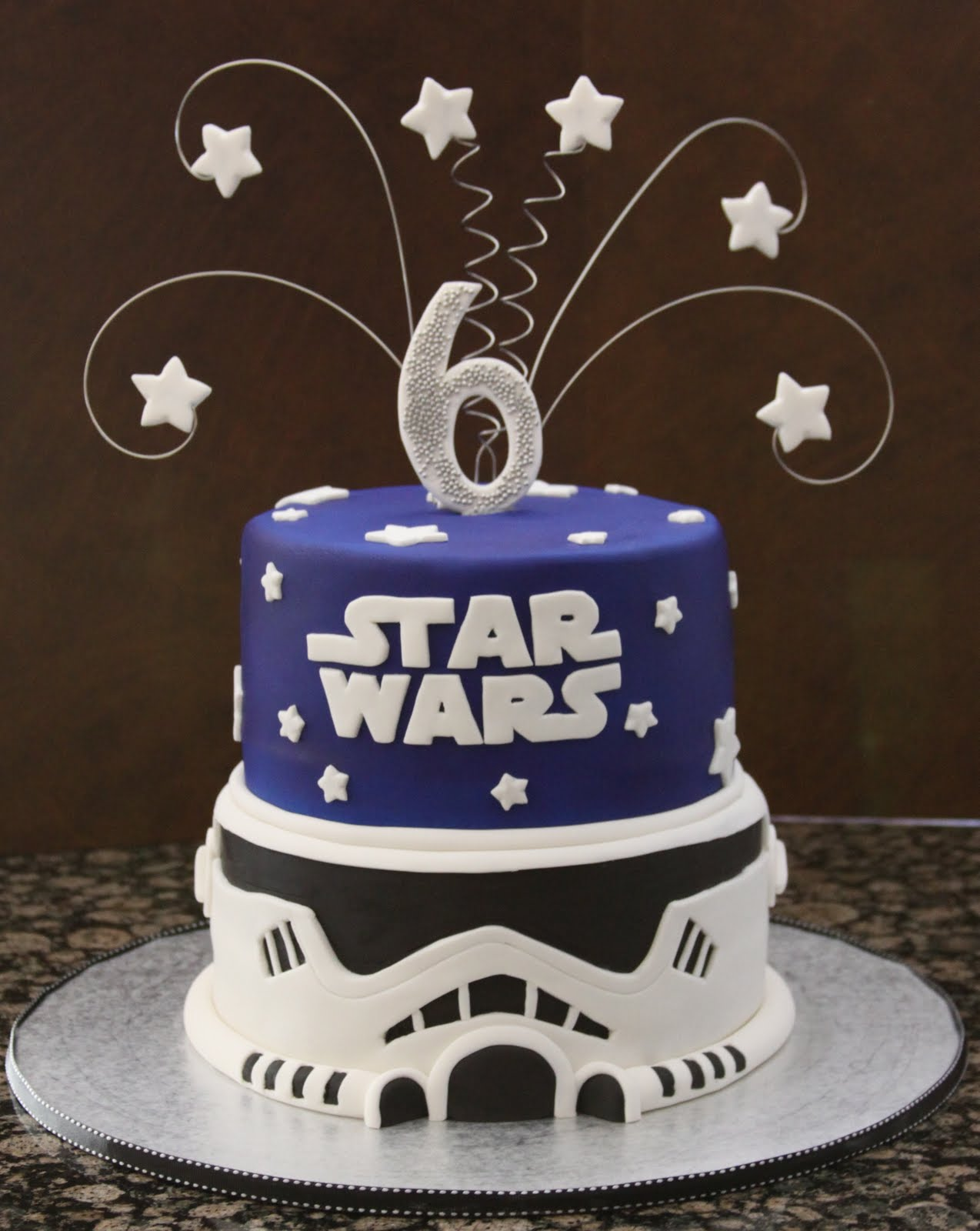 Images Of Star Wars Cake : .: August 2011