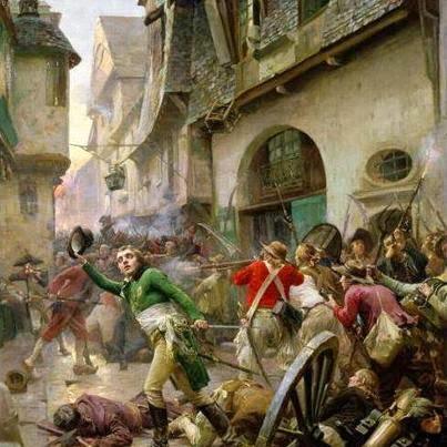 genocidio vandea, vandeani, rivoluzione francese , masoneria