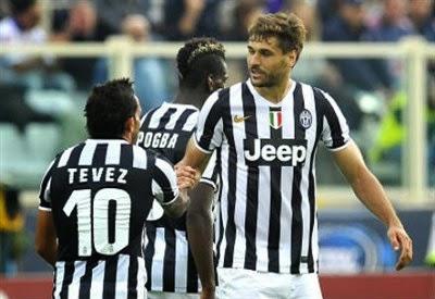 Diretta streaming Juventus Palermo: info orari e formazioni.