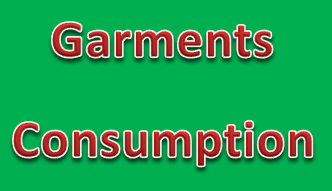 garments consumption