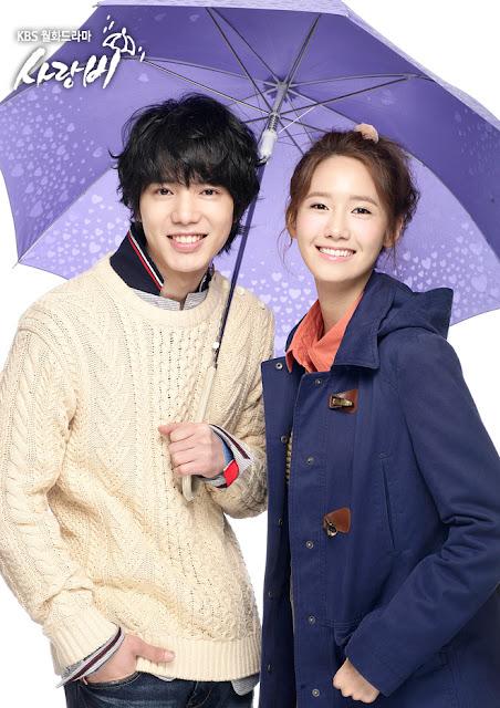 Love Rain Drama Korea Yoona Terbaru 2012 | Sinopsis Love Rain | Para pemain Love Rain