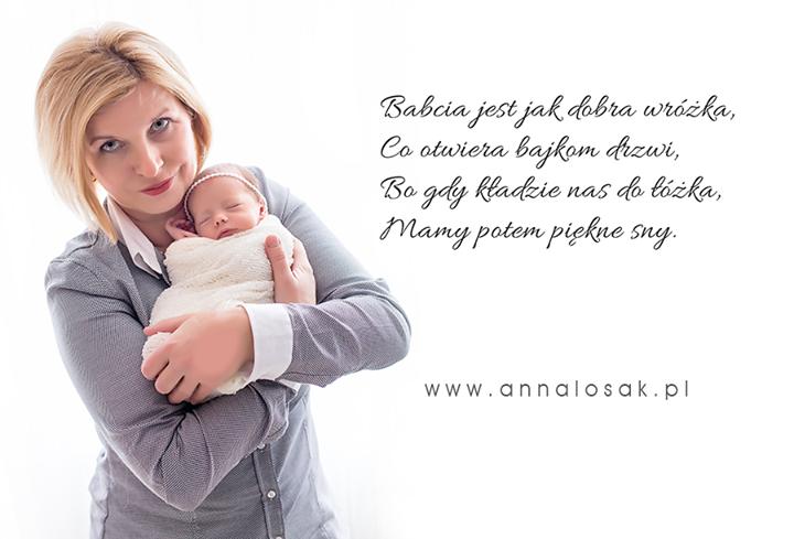 Dzień Babci - Anna Łosak Fotografia