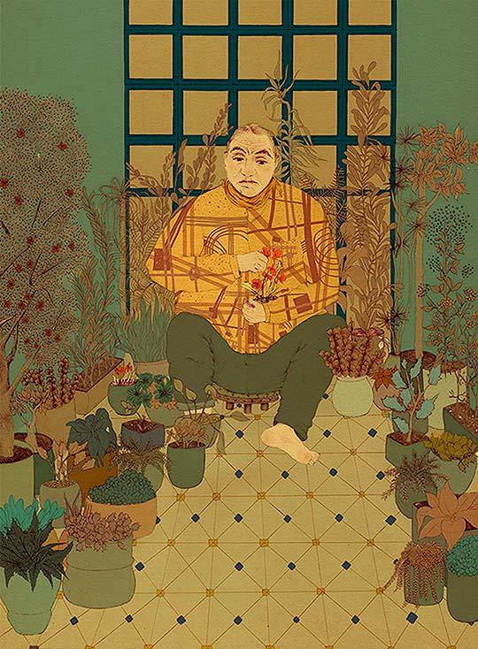 Ilustración de Daniela Gallego aka LuloFebril