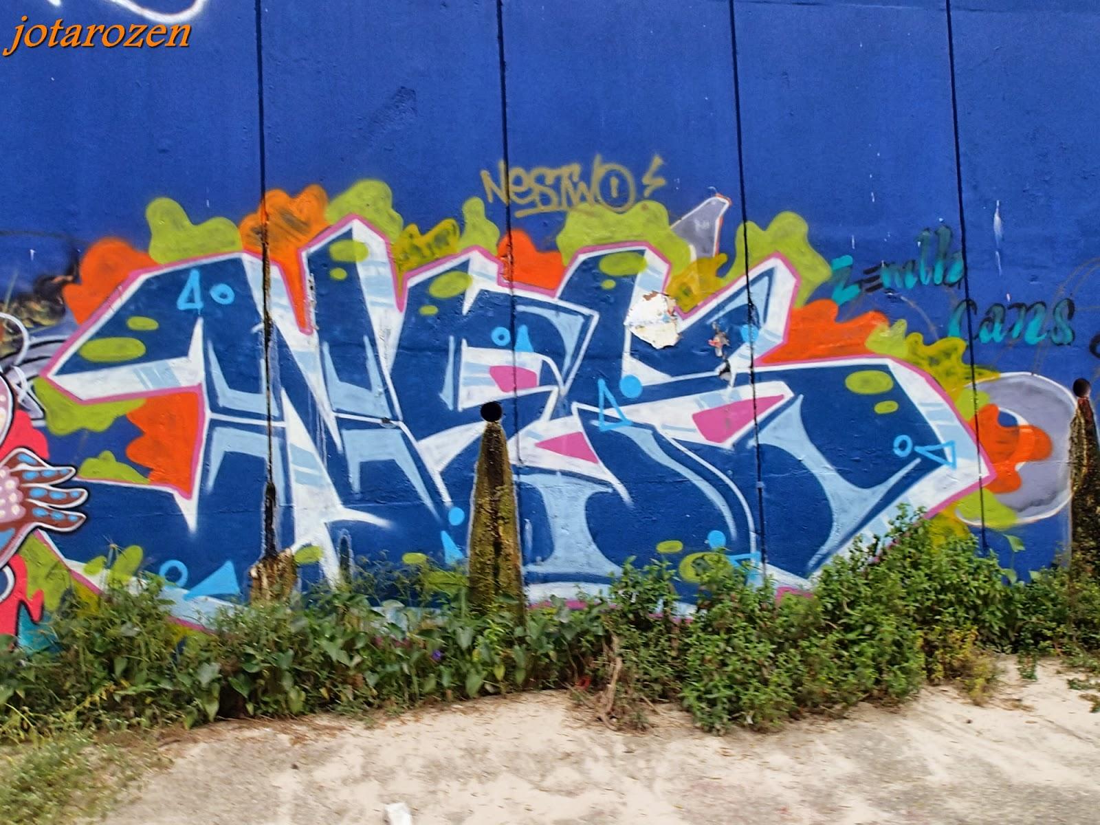 Footsteps jotaro 39 s travels photo gallery graffiti for Mural 1 malaysia negaraku