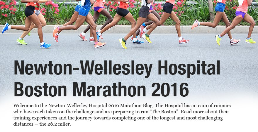 NWH Marathon Blog