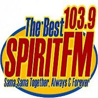 Spirit FM Lucena City DWVM 103.9 Mhz