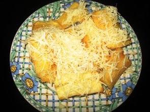 Resep makanan ringan dari singkong dan keju