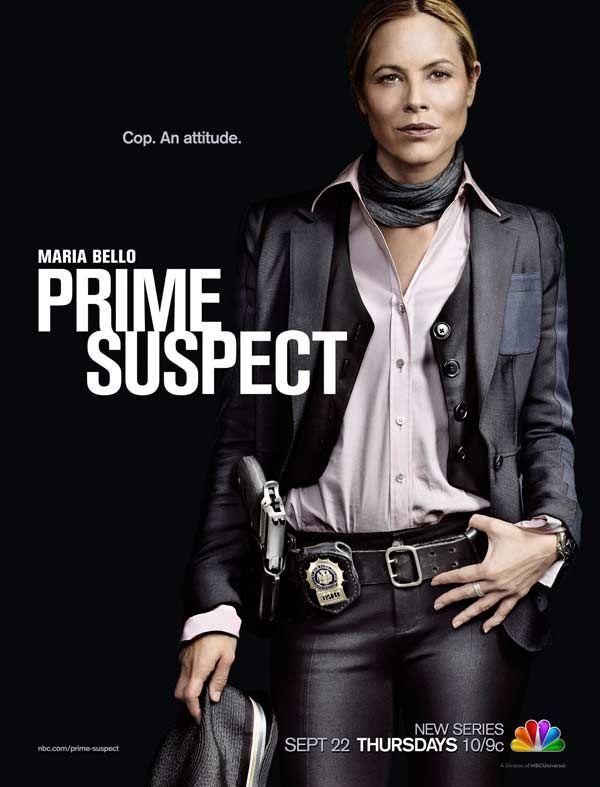 Prime Suspect (US) - Saison 01