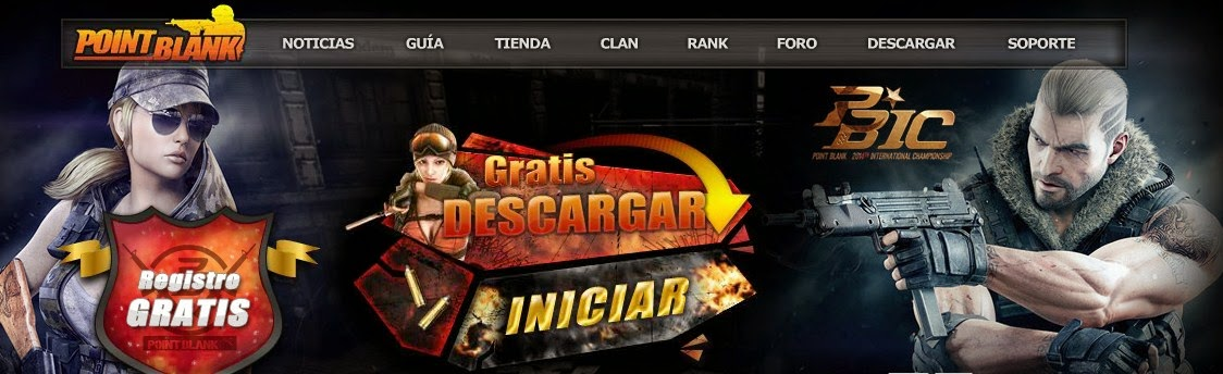 Cara Daftar, Download Dan Bemain Point Blank Kaybo
