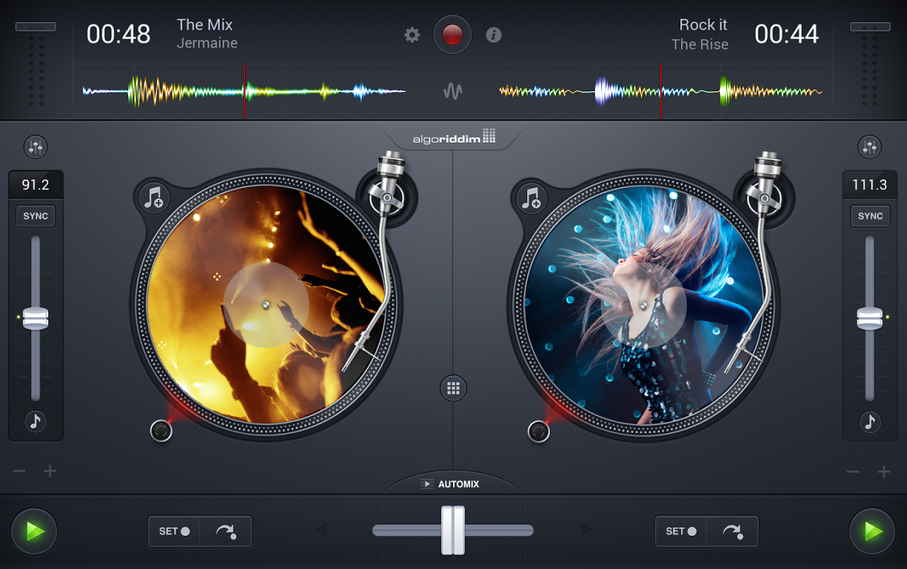 Aplikasi Djay - DJ App untuk Android
