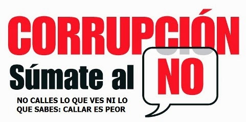 No a la corrupcion