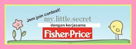 GA My Little Secret - Fisher Price.(3rd Winner)