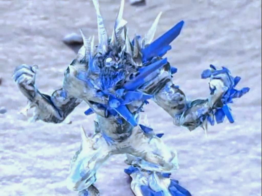 Elementor de hielo, version 2011