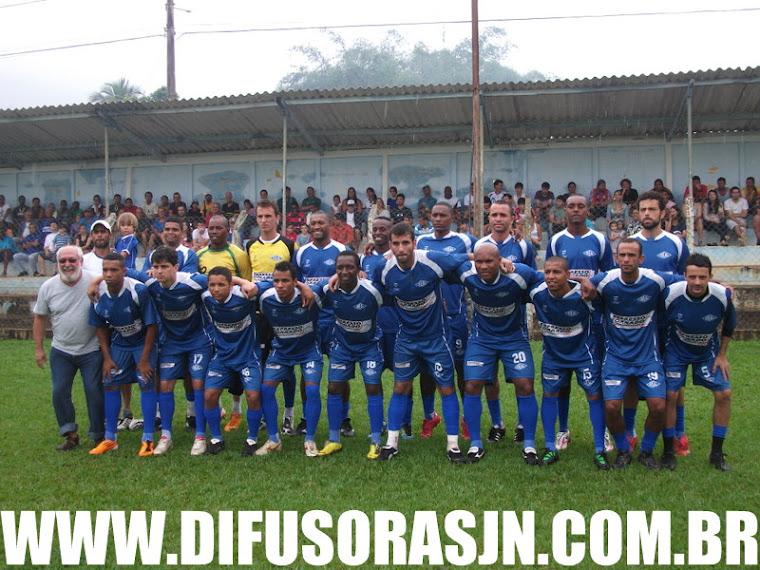 Ideal EC. Campeão Regional da Liga de Cataguases Ano de  2011