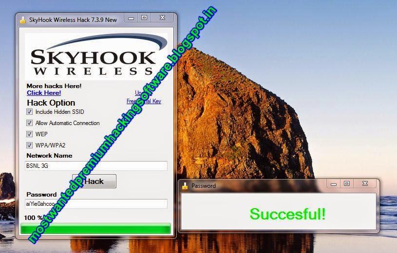 Free Download Latest Version Premium software: SkyHook Wireless Hack 7.3.9