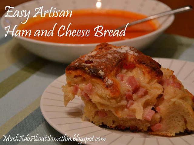 cheese ham bread