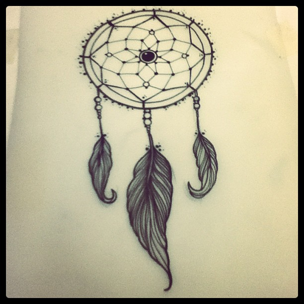 Miss juliet tattoo draw and life dreamcatcher tattoo for Acchiappasogni disegno